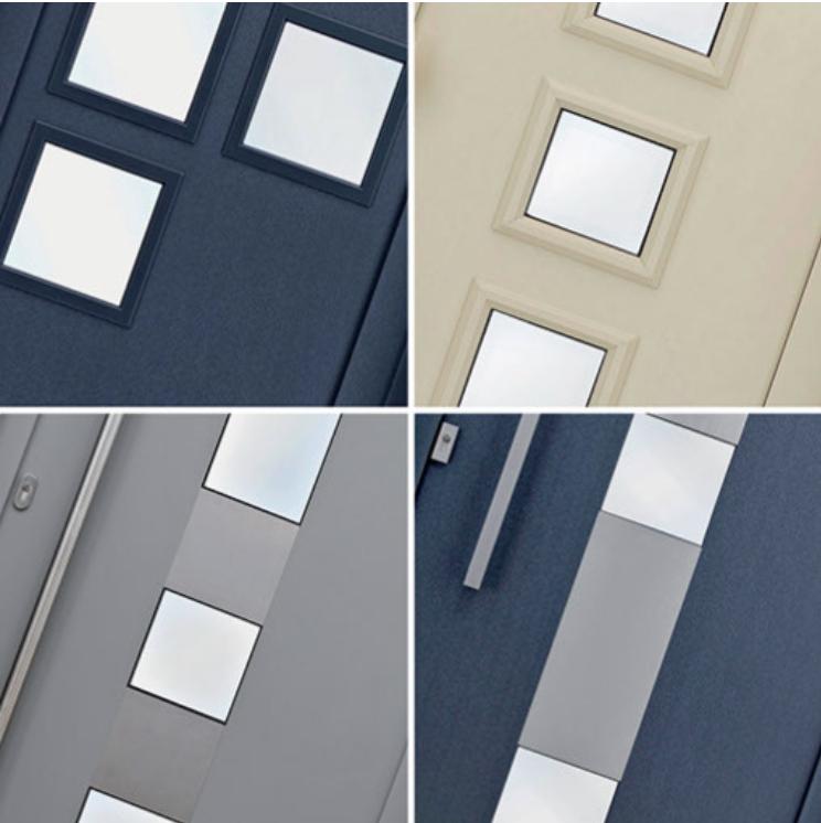 Moderne deuren Q-line