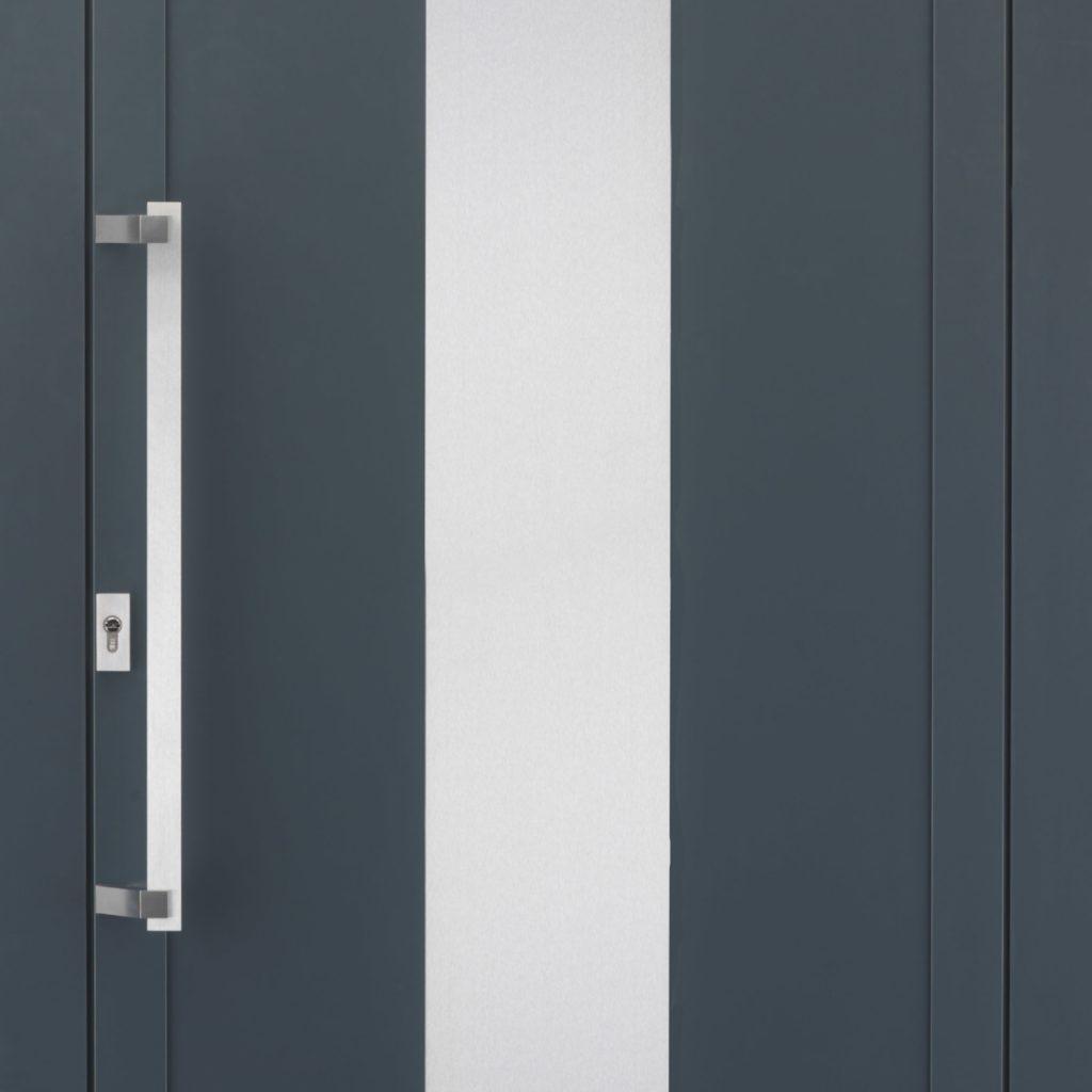 Moderne aluminium deur Q-line