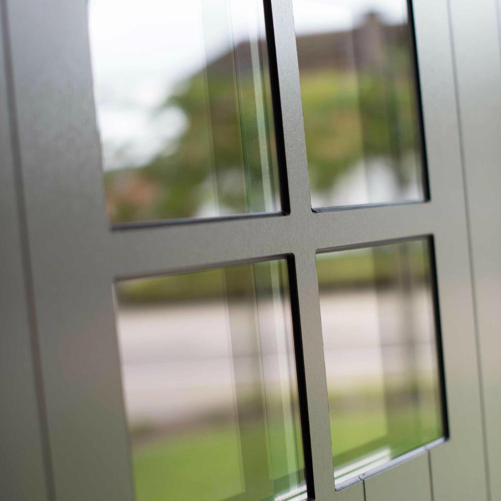ASW: moderne deur rianeur